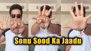 Sonu Sood Ka Jaadu | Sonu Sood Magic Video