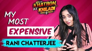 Rani Chatterjee Reveals Her Most Expensive Things | Film, Car, Hair Product...