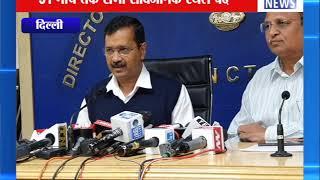 दिल्ली के मुख्यमंत्री ने कोरोना वायरस को लेकर उठाए अहम क़दम || ANV NEWS DELHI - NATIONAL