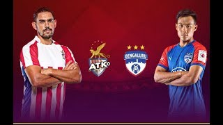 BFC vs ATK First Semifinal 2019-20 ISL || Gameplay , Preview ||