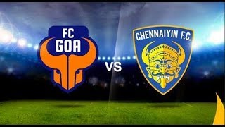FC Goa vs Chennaiyin FC First Semifinal 2nd Leg  2019-20 ISL || Gameplay , Preview ||