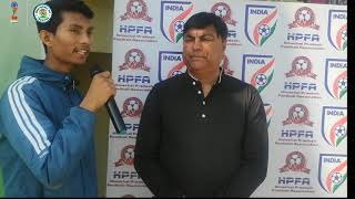 Gaffer Behind Women's Football Development in Himachal Pradesh || Mr Deepak Sharma ||