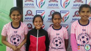 AFC WOMEN'S FOOTBALL DAY CELEBRATION || HIMACHAL PRADESH FOOTBALL ASSOCIATION ||