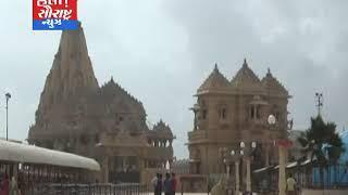 કોરોના વાયરસને લઇ સોમનાથ મંદિર-ખોડલધામ મંદિરના વિશેષ કાર્યક્રમો રદ