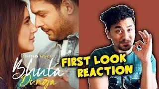 BHULA DUNGA Song First Look Reaction | Sidharth Shukla & Shehnaz Gill | Darshan Raval | SidNaz