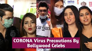 Bollywood Celebs Talking About CORONA VIRUS Precautions