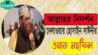 Allama Delwar Hossain Saidi Bangla Tafsir | Bangla Waz Mahfil Allama Delwar Hossain Saidi