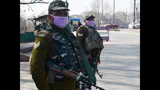 Srinagar shuts down after 1st positive coronavirus case reported