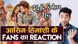 KALLA SOHNA NAI Song | Asim And Himanshi FANS Go Crazy | Neha Kakkar