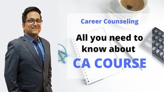 Career Counseling | How to become CA Chartered Accountant | Start in Class 11 or 12 | Let's Crack CA