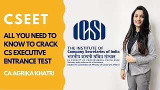 CSEET | All you need to know to crack CS Executive Entrance Test by ICSI