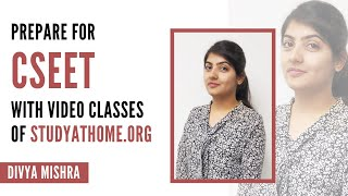 Prepare for CSEET with Video Classes of StudyAtHome.org | CS Executive Entrance Test
