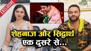 Balraj And Ankita Exclusive Interview After Mujhse Shaadi Karoge | Shehnaz, Paras, Sidharth
