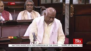 Shri Ram Shakal on Matters Raised With The Permission Of The Chair in Rajya Sabha