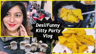 Kitty Party ki Gossip, bread pakode - Indian Housewife Routine  #jessikavlogs | JSuper Kaur