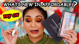 What's new in Affordable ?? Try On | Swiss beauty, Europe Girl | Nidhi Katiyar