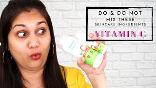 All About Vitamin C for Skin, Ingredient Combinations, Products, Do's & Dont's | Reduce Pigmentation
