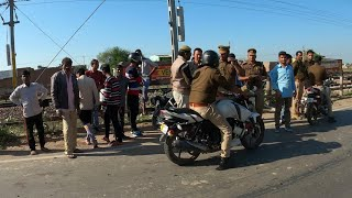 Met With Bike Accident On Holi | Almost Died ????