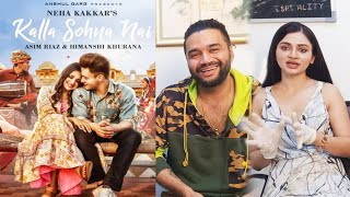 Balraj And Ankita Reaction On Kalla Sohna Nai Song | Asim And Himanshi