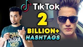 Asim Riaz Hashtag CROSSES 2 Billion Views On Tik Tok