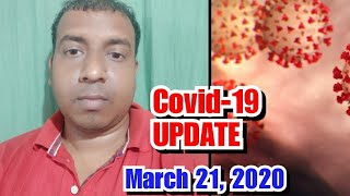 Coronavirus Update MARCH 21, 2020
