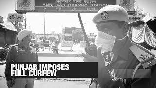 Punjab imposes full curfew as people defy coronavirus lockdown
