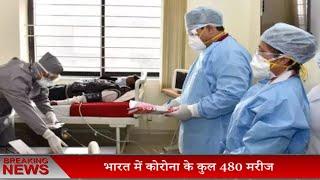 corona virus भारत में पांव पसारा लगातार बढ़ रहे हैं खतरे THE NEWS INDIA
