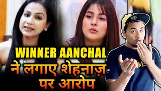 Aanchal Khurana Reveals UGLY SECRET About Shehnaz; Here's What