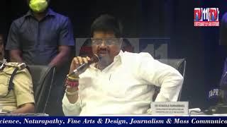 Minister Alala Nani said that a Corona test lab would be set up soon in Visakha