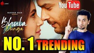 BHULA DUNGA Song TRENDING No. 1 On Youtube | Sidharth Shukla And Shehnaaz Gill