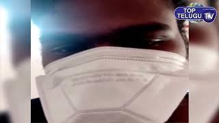Effected Man Selfie Video | OutBreak | Lockdown India | Telugu News | Top Telugu TV