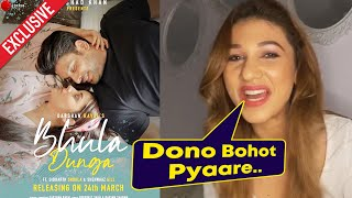 Jasleen Matharu BEST REACTION On BHULA DUNGA Song | Sidharth Shukla, Shehnaz Gill