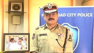 Hyderabad CP Anjani Kumar Appeals Hyderabad Public To Stay Safe | Corona Virus | @ SACH NEWS |