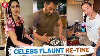 Malaika Arora, Salman Khan, Katrina Kaif Flaunt Their Me-Time During Coronavirus Outbreak | COVID-19