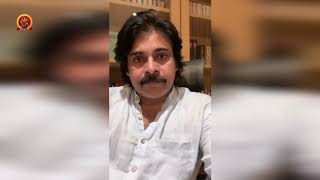 Janasena Party Chief Pawan Kalyan About 21 Days Lockdown | Bhavani HD Movies