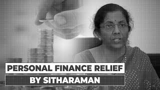 Nirmala Sitharaman's COVID-19 relief measures: Personal finance takeaways