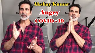 Akshay Kumar Angry  Message On Coronavirus । 24 March 2020 | News Remind