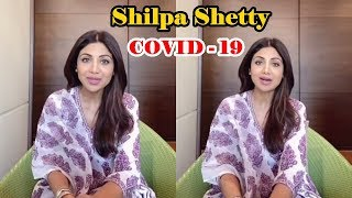 Shilpa Shetty Important Message On 21Days Lockdown । 26 March 2020 | News Remind