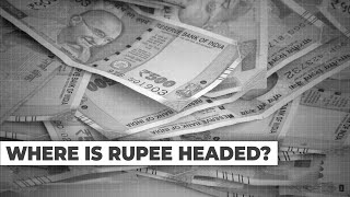 Where can a weak rupee hurt the most?
