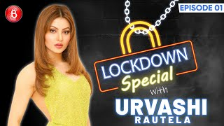 Urvashi Rautela On Things To Do In Isolation, Lockdown & A Warning Against Breaking Rules