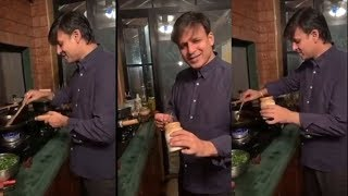 Vivek Oberoi Truns Chef During Self Quarantine Time | 27 march 2020 | News Remind