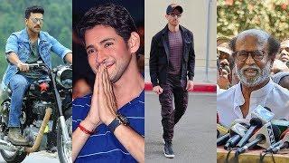 Hrithik Roshan, Mahesh Babu, Kapil Sharma, Rajinikanth Donates For Coronavirus Relief Fund