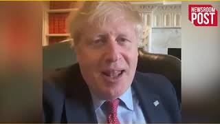 UK PM Boris Johnson tests +ve for Coronavirus