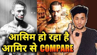 Asim Riaz Fans EDITED His Photo Like Aamir Khan From Ghajini; Know Why?