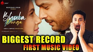 Bhula Dunga Song CREATES Biggest Record | Most Commented | Sidharth, Shehnaz