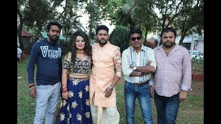 फिल्म Shankar में एक साथ दिखेंगे Yash Kumar, Nidhi Jha, Director Suraj Giri