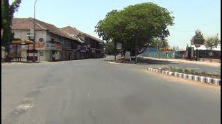 JANTA CURFEW: Status Of Panjim- Streets deserted, shops closed, no vehicular traffic!