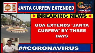 Everything You Need To Know About The Extension Of 'Janta Curfew' For Three Days