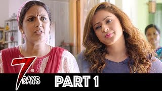 7 Days Telugu Full Movie Part 1 | Latest Telugu Movies | Shakthivel Vasu, Nikesha Patel, Angana Roy