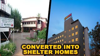 WATCH: Govt Takes Possession Of Youth Hostel & Ginger Hotel In Panjim For Making Them Shelter Homes